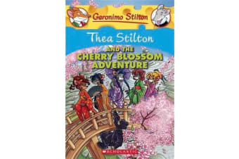 Thea Stilton - #6 Thea Stilton and the Cherry Blossom Adventure