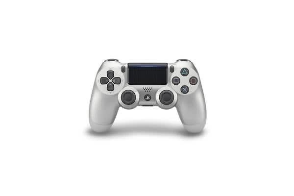 Sony PS4 PlayStation 4 DualShock 4 Wireless Controller - Silver V2