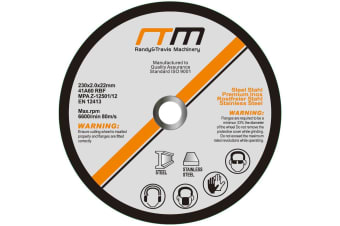 "230mm 9"" Cutting Disc Wheel for Angle Grinder x100"