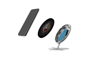 QI Wireless Charger For iPhone XR XS MAX Samsung Galaxy S10 S10+ S10e  Whole