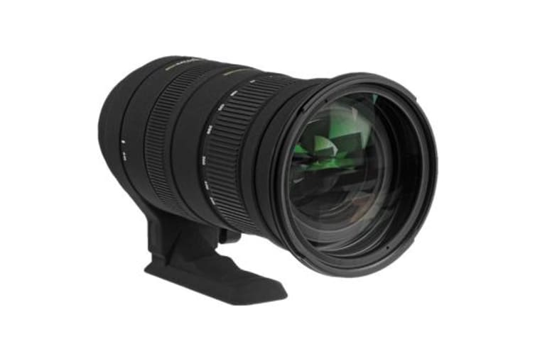 New Sigma APO 50-500mm F/4.5-6.3 DG OS HSM Lens for Canon (FREE DELIVERY + 1 YEAR AU WARRANTY)