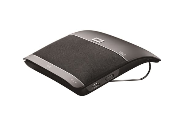 Jabra Freeway In-Car Bluetooth Speakerphone (Black)