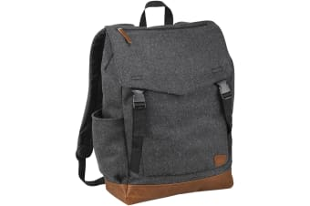 Field & Co. Campster 15in Backpack (Heather Charcoal)