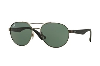 Ray Ban RB3536 02971 55 Matte Ruthenium Mens Womens Sunglasses