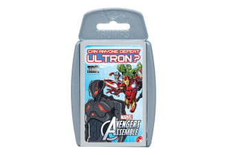 Top Trumps Avengers Assemble