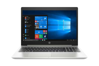 "HP ProBook 450 G6 15.6"" Core i5-8265U 8GB RAM 256GB SSD W10 Pro GeForce MX130 FHD Laptop (6BF80PA)"
