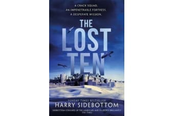 The Lost Ten - The exhilarating Roman historical thriller