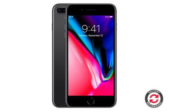 Apple iPhone 8 Plus Refurbished (256GB, Space Grey) - AB Grade