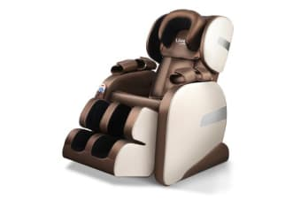 Electric Massage Chair (Silver)