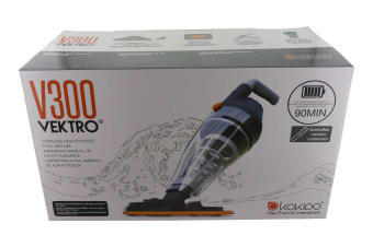 Vektro Spa Vacuum V300 Rechargeable Underwater Pool and Spa Vacuum Cleaner