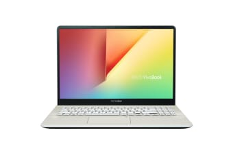 "ASUS Vivobook S15 S530FN-EJ575T Entertainment Ultrabook 15.6"" FHD Anti-Glare Intel i7-8565U 16GB"