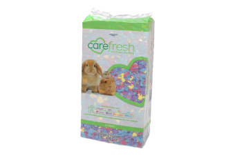 Healthy Pet Carefresh Colours Pet Bedding (10 Litres) (Confetti)