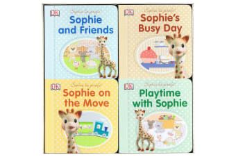 Sophie Giraffe 4 Book Set