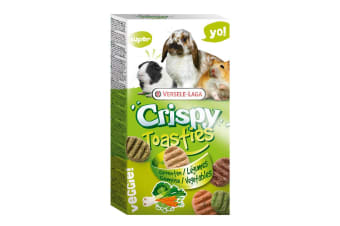 Versele Laga Crispy Toasties Vegetables (May Vary)