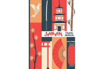 Japan Travel Journal - Wanderlust Journals