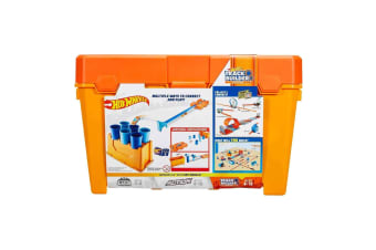 Hot Wheels Track Builder Challenge Barrel Box