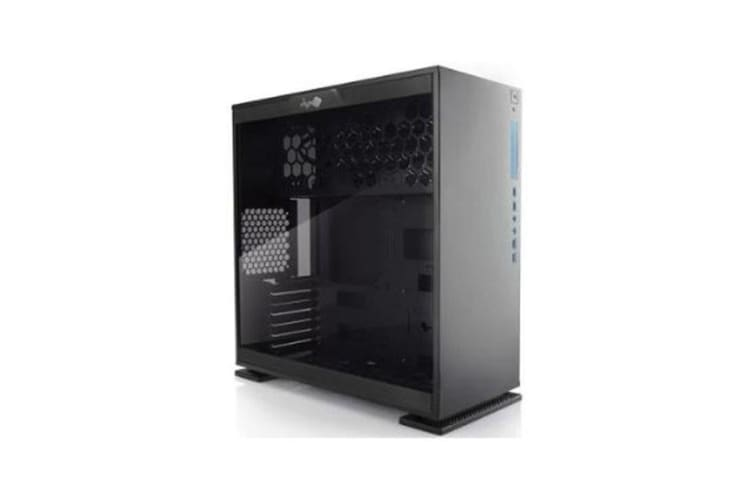 In Win 303 Mid Tower Black Gaming Chassis
