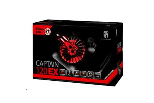 DEEPCOOL CAPTAIN 120 EX Gamer Storm Captain 120EX AIO Liquid Cooling