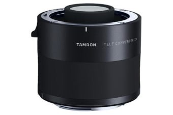 New Tamron TC-X20 2.0x Teleconverter for Canon (FREE DELIVERY + 1 YEAR AU WARRANTY)