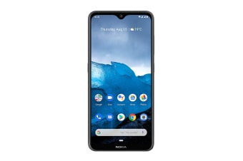 Nokia 6.2 with Android One (64GB, Black)