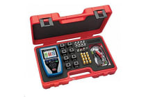 Platinumtools Net Prowler PRO Test Kit. Kit includes: Net Prowler main unit. Network/Tel ID remote