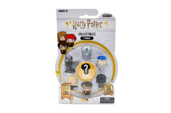 Harry Potter Collectibles 7 Pack
