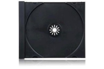 Imatech Single CD Jewel Box Black Tray Only