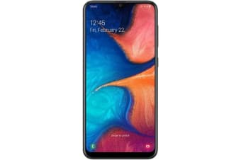 Samsung Telstra Samsung Galaxy A20 4GX 6.4″ Screen Black