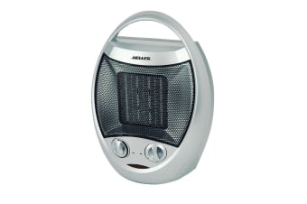 Heller 1500W Ceramic Oscillating Fan Heater (HCFH1577B)