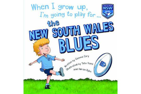 When I Grow Up NSW Blues