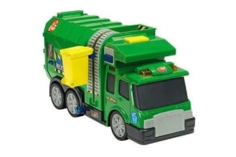 Dickie Toys Garbage Truck with Lights & Sounds