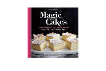 Magic Cakes Cookbook