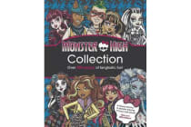 Monster High Collection - Over 200 Pages of Fantastic Fun!