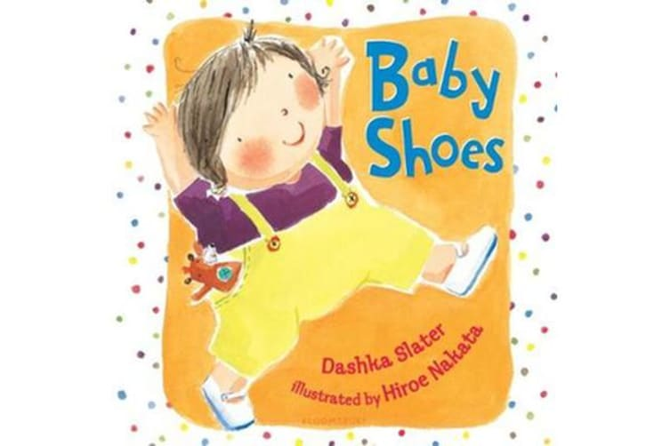 Baby Shoes (Padded Board Book)