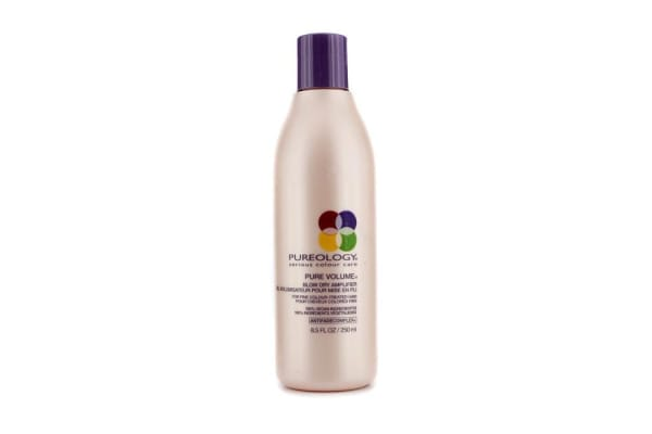 Pureology Pure Volume Blow Dry Amplifier (For Fine Colour-Treated Hair) (250ml/8.5oz)