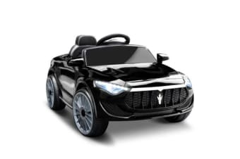 Rigo Maserati Kids Ride On Car (Black)