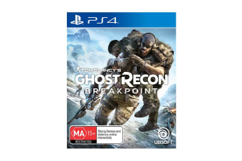 Ghost Recon Breakpoint (Playstation 4)