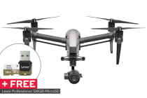 DJI Inspire 2 Drone Combo with Zenmuse X5S and FREE Lexar 128GB MicroSD