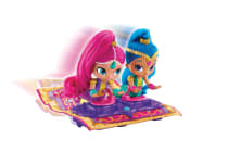 Shimmer and Shine Magic Flying Carpet & Dolls