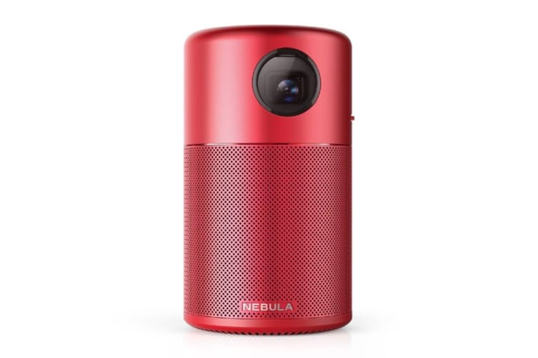 Nebula Capsule Pocket Cinema - Red (D4111C91)