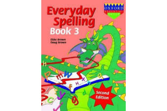 Everyday Spelling Book 3