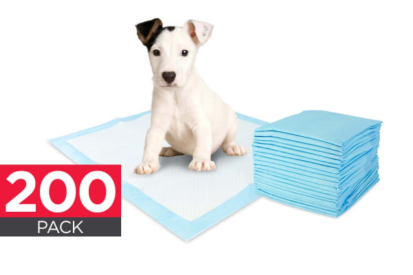 200 Pack Pawever Pets Puppy Training Pads