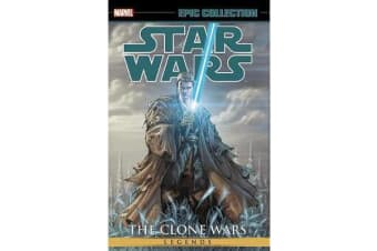 Star Wars Epic Collection - The Clone Wars Vol. 2