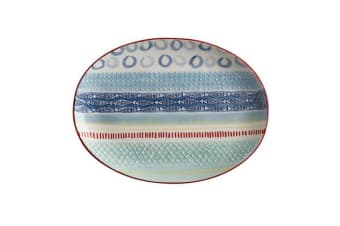 Maxwell & Williams Laguna Oval Platter 40x30cm