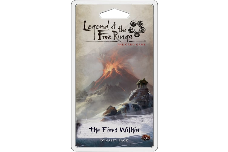 Legend of the Five Rings LCG The Fire Within