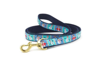 Up Country Snowman Lead (Blue)