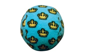 VIP Tuffy Mighty Ball Dog Toy (Blue)