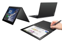 Lenovo Yoga Book 2-in-1 (Windows 10 Pro, 4G LTE Edition)