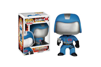 G.I. Joe TV Cobra Commander Pop! Vinyl