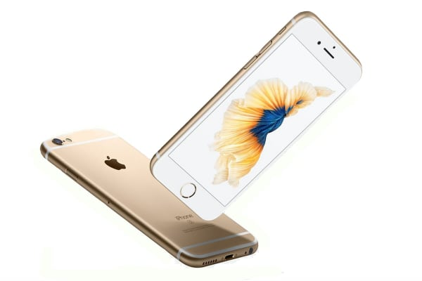 Apple iPhone 6s (64GB, Gold)